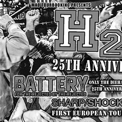 H2O, Battery & Sharp/Shock